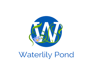 Sketch logo for Waterlily pond