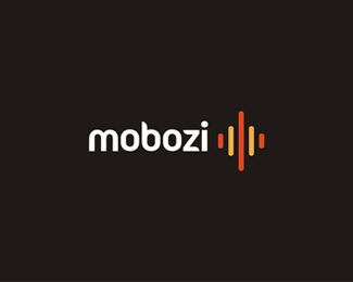 mobozi (mobile software developer) logo design