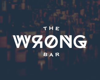 the WRONG bar