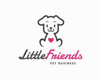 Little Friends Logo