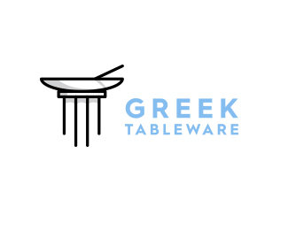 Greek tableware