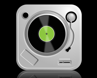 turntable app icon