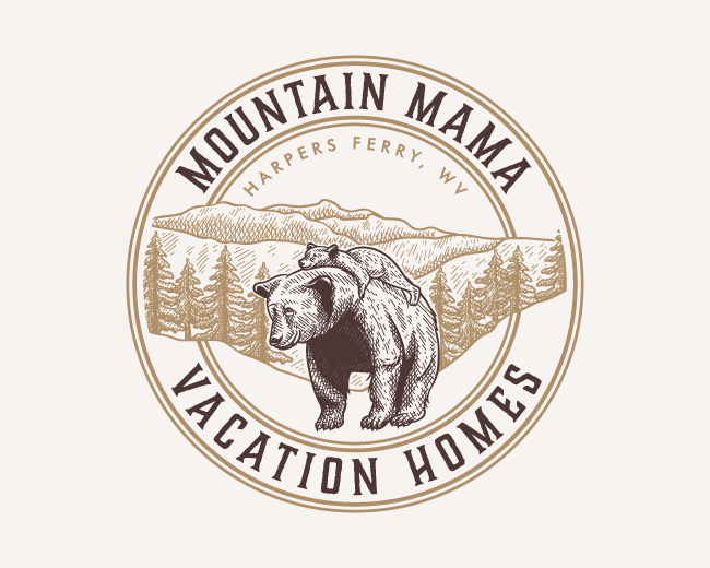 ⁣Mountain Mama Vacation Homes