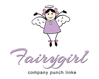 FairyGirl Kids Logo