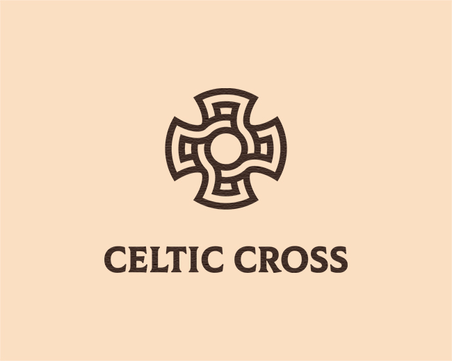 Celtic Cross Logo