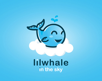 Lilwhale in the sky