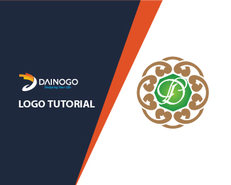 How to design a pattern logo