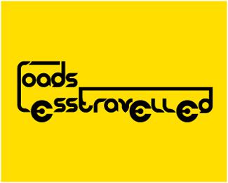 Logo de empresa de transporte