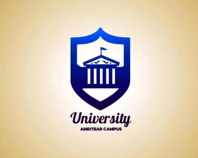 university badge logo