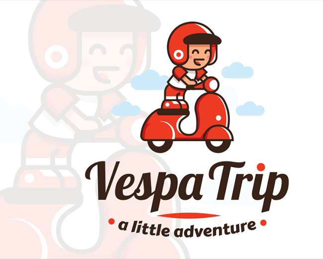 Vespa Trip - a Little Adventure