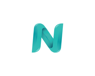 Logopond Logo Brand Identity Inspiration N Letter