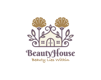 Beauty House Logo