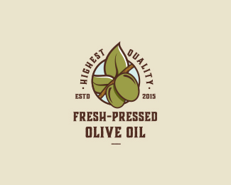 Fresh-Pressed Olive Oil