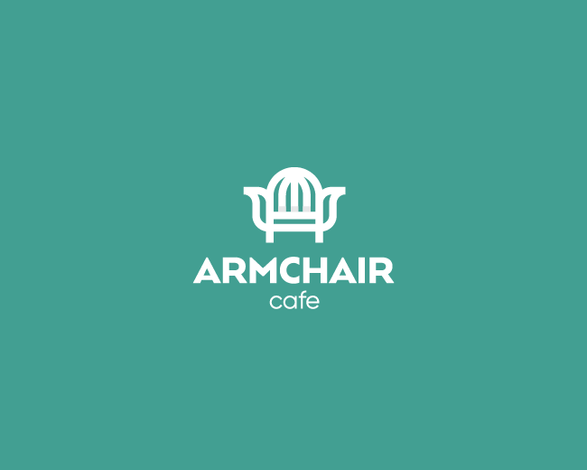 Armchair cafe logo