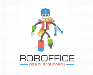 Roboffice Rise of stationery