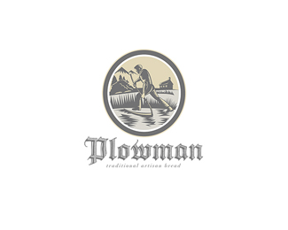 Plowman Traditional Artisan Bread Logo