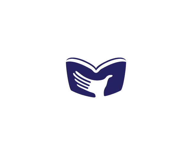 Reading Book Logo