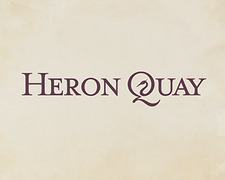Heron Quay - single line