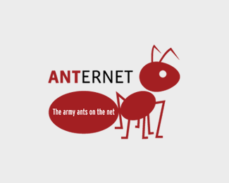 Anternet - The net army ants