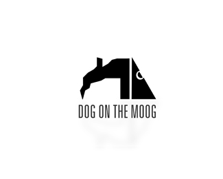 Dog on the moog