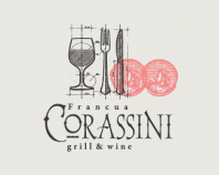 Corassini grill and wine