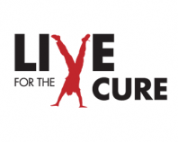 Live for the Cure: Handstand