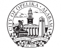 City of Opelika Seal