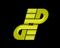 THE EDGE (Ambigram)