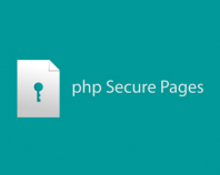 php Secure Pages