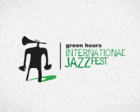 Green Hours International Jazz Festival w type