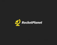 Rocket Planet Logo Design / Identity