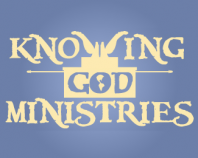 Knowing God Ministries Logo