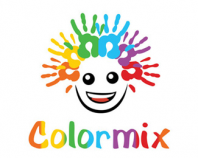 Color Mix Kids Logo