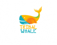 tribal whale