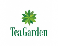 Sign for the tea company TeaGarden