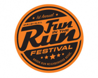 Fun in the Run logo