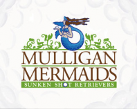 Mulligan Mermaids Logo
