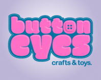 button eyes: crafts & toys.