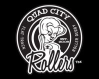 Quad City Rollers Secondary Logo