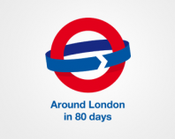 Around London in 80 days