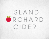 Island Orchard Cider Wordmark