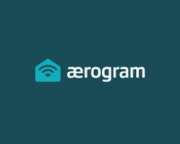 Aerogram Iconic & Geometrical Logo Design