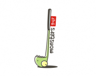 Monsters_golf
