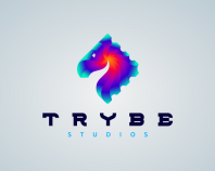 Trybe Logo Design Process on Youtube