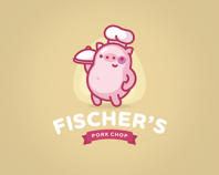 Fischers pork chop