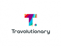 Travolutionary, logo & business cards design