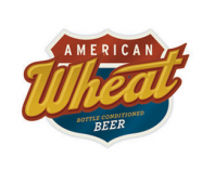 American Wheat beer logo