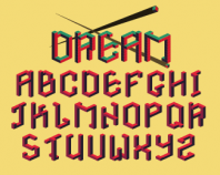 Dream Typeface