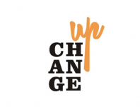 ChangeUp logo design