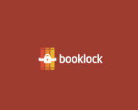 BookLock Logo Design